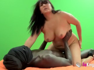 Calling her step-brother on the phone while pummeled by bbc!! porn video
