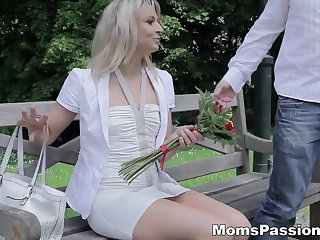 Moms Passions - Copulation to romantic mom