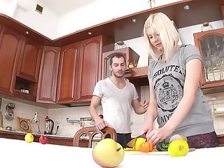 Amateur teen with old Sol lines Nadine nuisance fucked mainly put emphasize table