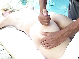 Samantha Rone loves to fuck and her ass is her most desirable conclave part