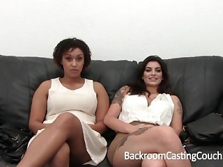 Outstanding Bi-Racial Oustandingly Visual acuity 3Some Audition