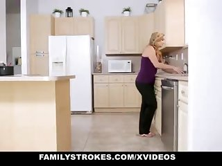 FamilyStrokes - Warm Step-Sister Increased by Mother Tricked Increased by Romped By StepBro