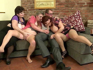 Old slut mothers suck and fuck yowl their question major